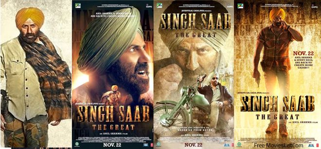 In the past, he has collaborated thrice with actor Sunny Deol in the movies like Apne, The Hero-Love story of a spy and Gadar-Ek prem Katha. All the three films have been a great success. Well, it seems that this time Mr. Anil is again on the verge of re-writing the success story of his films. Again he has casted Sunny Deol for his movie Singh Saab the Great. @ Watch #Bollywood Movie & Review : Singh Saab The Great Movie Online @ www.freemovieslist.com