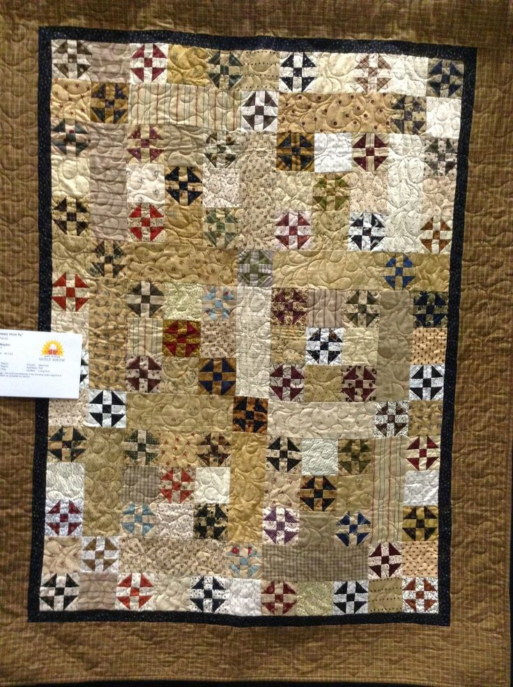 Timeless Traditions: Finishing the Quilt Show....: