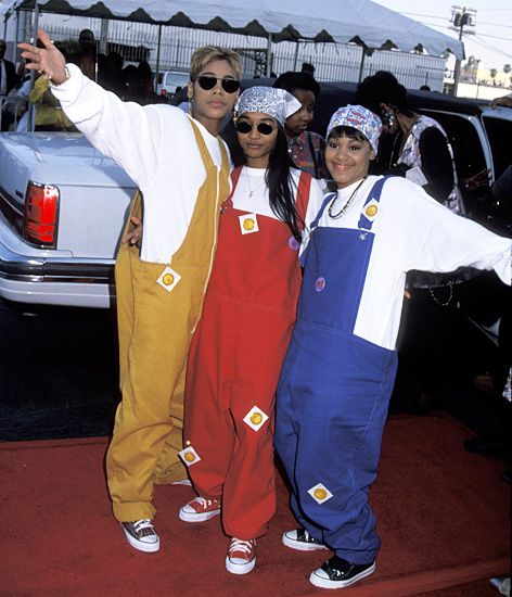 style icons tlc  sexy tlc group and mtv