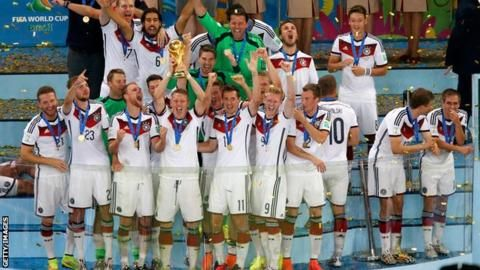 World Cup 2018 - which 32 teams have qualified for Russia?