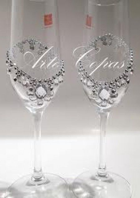 1000 ideas sobre copas de novios en pinterest copas for Decoracion de copas para boda