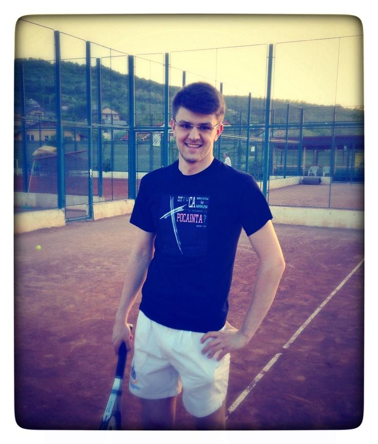 #Tennis Mood