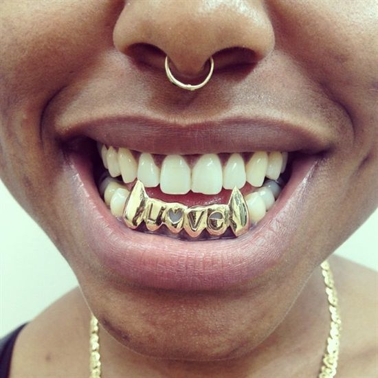 Souvent 15 best Grillz images on Pinterest | Private website, Tooth and  RM94