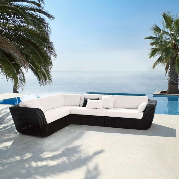 Shop Savannah Corner Module By Cane Line. Scandinavian Furniture And  Accessories. High Quality High End Luxury Garden And Patio Furniture.