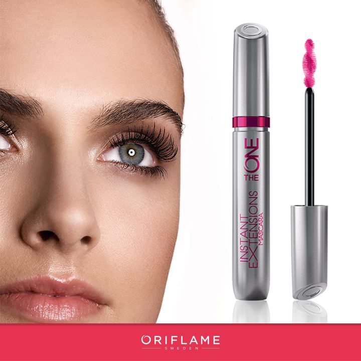 "Instant Extensions Mascara ""The ONE"" !"
