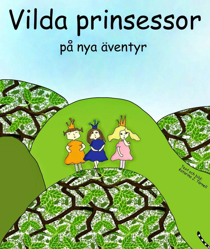 Art of Annie: Vilda prinsessor på nya äventyr, e-bok..