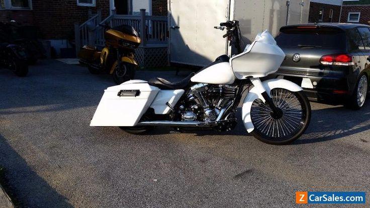 Harley Davidson Road Glide Custom (FLTRX) #harleydavidson #roadglidecustomfltrx #forsale #australia