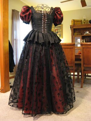The Merry Dressmaker: Double, Double Toil and Trouble, Fire Burn, and Caldron Bubble...