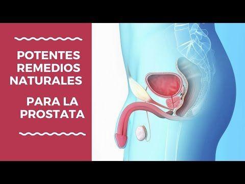 remedio natural prostata agrandada