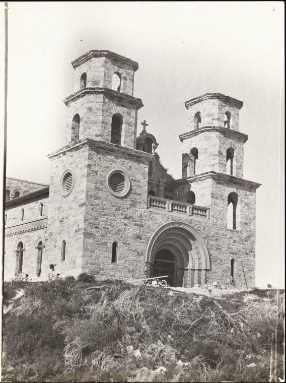 BA1271/344: St. Francis Xavier Cathedral, Geraldton, ca 1919 http://encore.slwa.wa.gov.au/iii/encore/record/C__Rb2109059?lang=eng