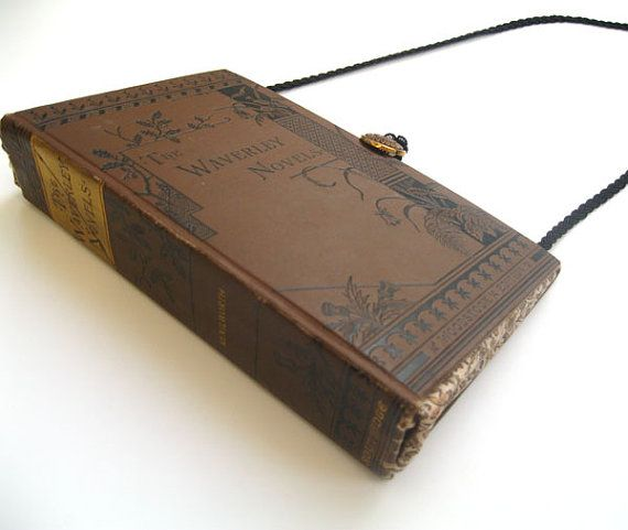 book upcycle | upcycled ereader book cases elegant book evening handbag from ...