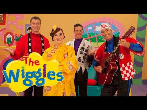 The Wiggles - Haru Ga Kita (Live at Wigglehouse)