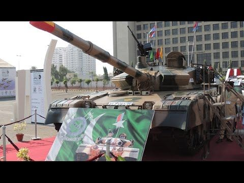 Pakistan to Upgrade Al Khalid Tank Engines