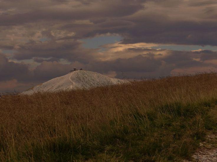 góry, karkonosze, śnieżka