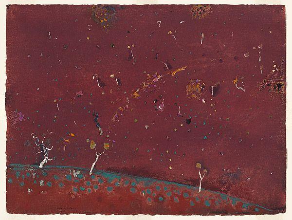 Fred WILLIAMS, (Iron ore landscape)
