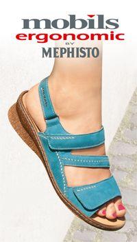 Mobils Ergonomics shoes by Mephisto | Mephisto