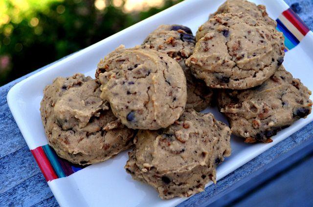 Healthy Cookies 'n Cream Crunch Cookies