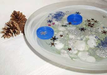Seasons in a water bowl ... - Silkysteps early years forum - planning ideas for play