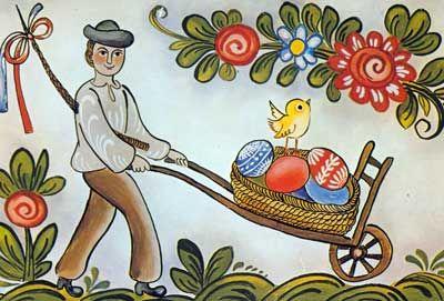 Veľkonočné sviatky :: Slovenské zvyky a tradície