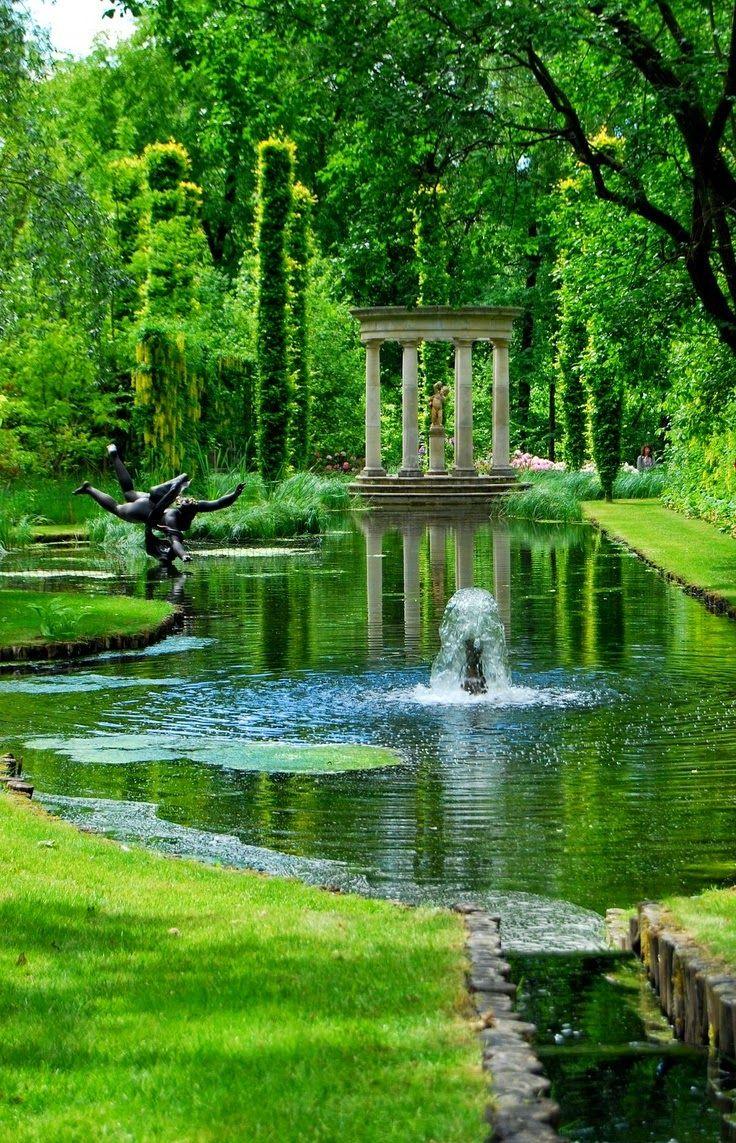 Norway's most beautiful garden?