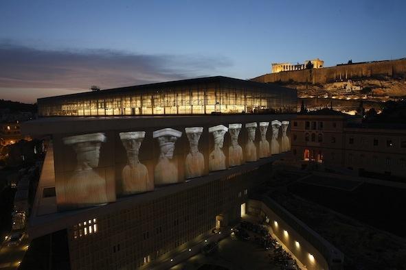 Τρίτο στον κόσμο το Μουσείο της Ακρόπολης σύμφωνα με τους Sunday Times