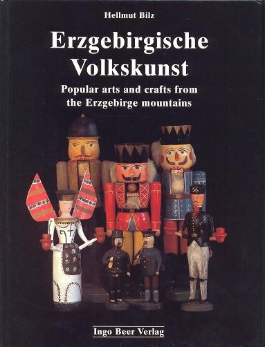 Wonderful book on the history of Christmas decorations from the Erzgebirge.  In German and English.  Pinned by www.mygrowingtraditions.comk