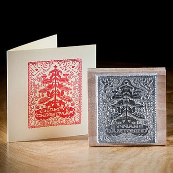 If only my handmade Christmas cards looked like this