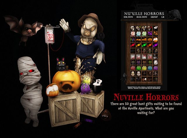 Nuville Horrors | Flickr - Photo Sharing!