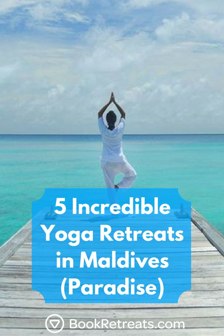 Escape to the beautiful Maldives for a relaxing and rejuevnating holiday this year.  #yogaretreat #travel #maldives #tropical #yoga