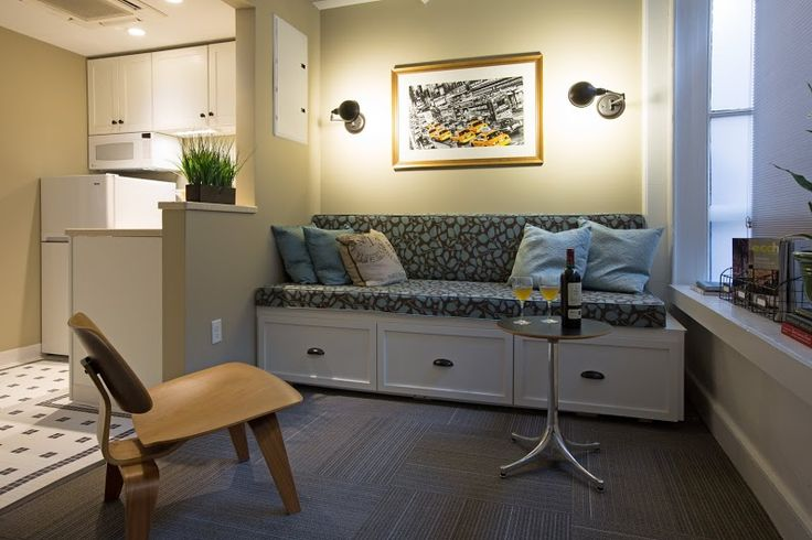 America's First Shopping Mall is Now Stuffed With Micro Homes - Past Lives - Curbed National