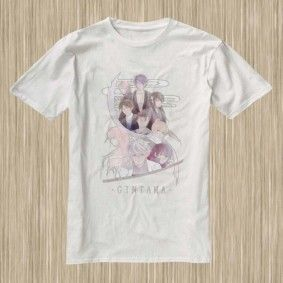 Gintama 02W  #Gintama #Anime #Tshirt