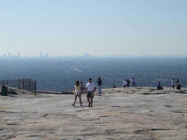 stone mountain near Atlanta  GA: Favorite Places, Stones Mountain, Atlanta Ga