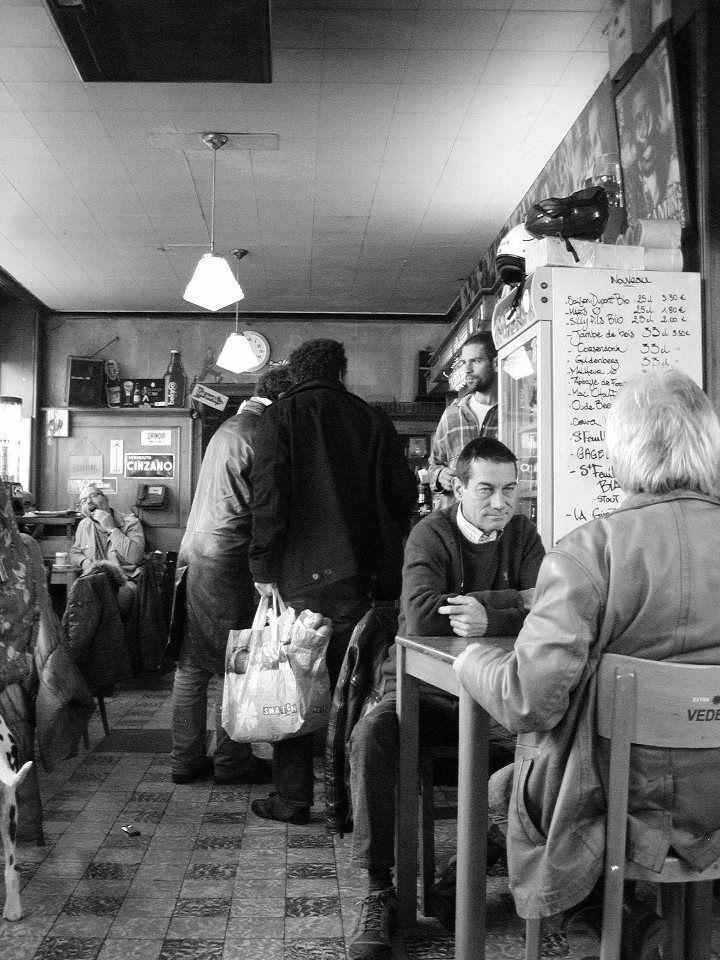 Café de L'union - Saint-Gilles (Bruxelles)
