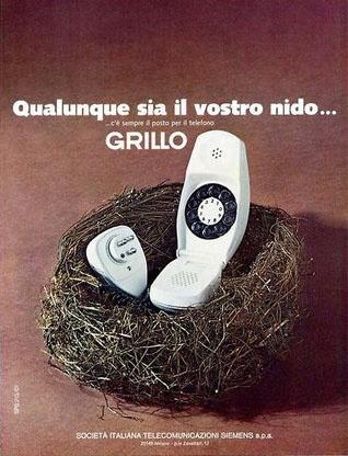 """Manifesto """"Grillo"""""""