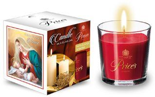Cinnamon Scented Peace Candle.