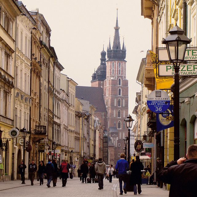 Visit Krakow Poland: 17 Best Images About KRAKOW On Pinterest