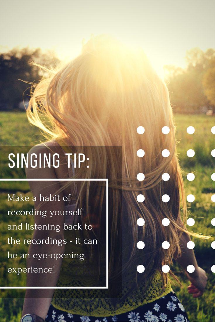 Singing Tips | Modern Songstress