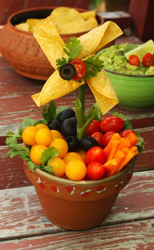 Post image for Tortilla Pinwheels