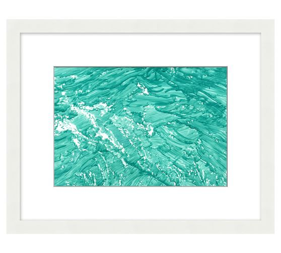 Making Waves Framed Prints