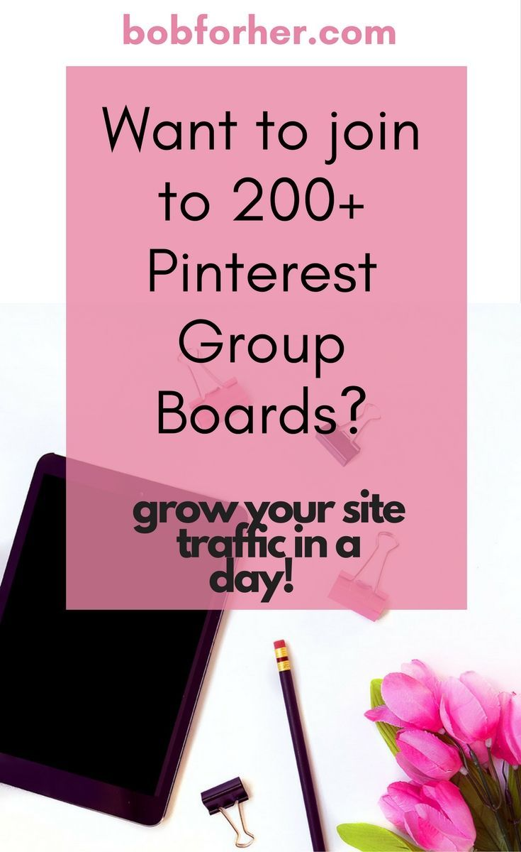 Join more than 200 Pinterest Group Boards. An ultimate Pinterest Group Board list. Grow your site traffic in a day! #bloggingtips #makemoneyonline #startablog #sitetraffic http://www.subscribepage.com/bob_free_resources