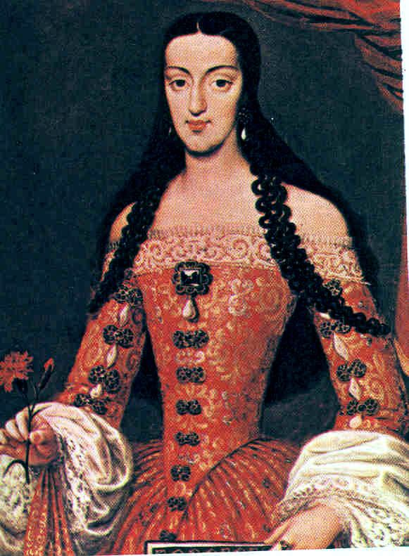 Queen Marie Louise of Orleans, Queen of Charles II of Spain