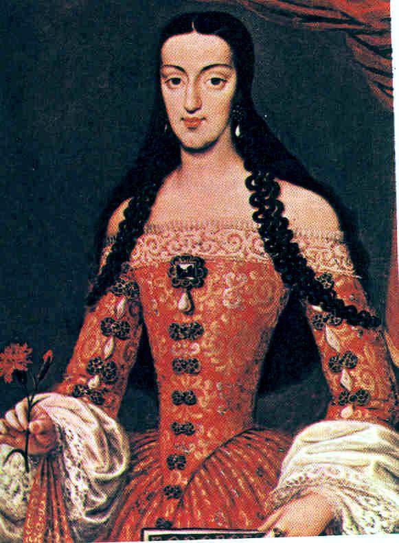 Queen Marie Louise of Orleans, Queen of Charles II of Spain