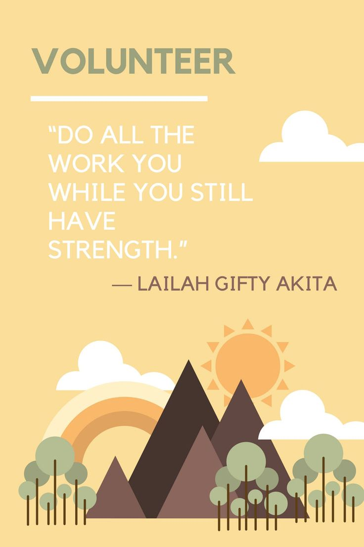 Quotes On Volunteering 203 Best Volunteering Giving Back & Community Outreach Images On