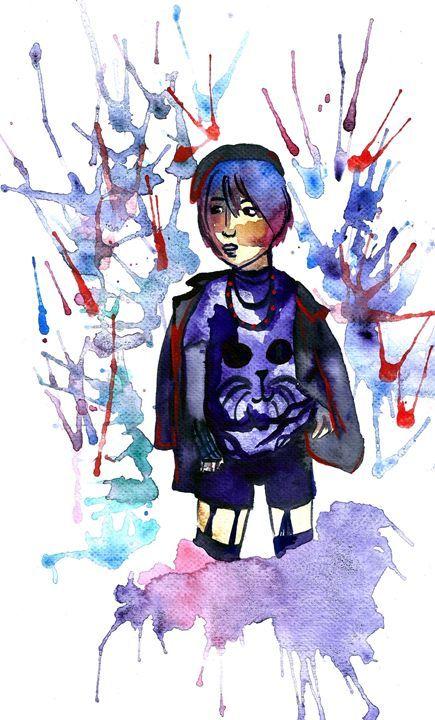 Hong Kong boy - Fairychamber