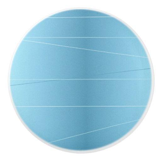 Blue Line Print
