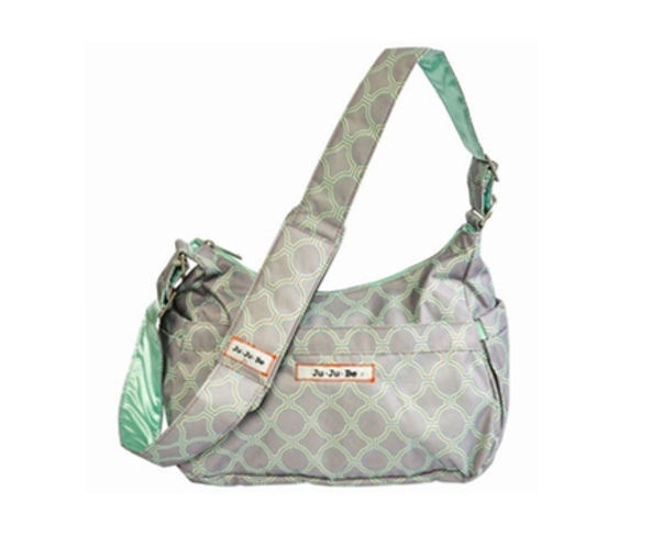 Moderní přebalovací tašky a termoobaly JU-JU-BE Nabídka vyprší 10.6.2013