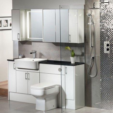 26 best bathroom images on Pinterest | Bathroom ideas, Bathrooms ...