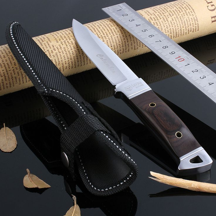 Color multifunction knife with wooden handle small straight knife outdoor camping knife tool gift tool manufacturers supply K90 olta tarpon *** AliExpress Affiliate's Pin. Click the VISIT button to find out more