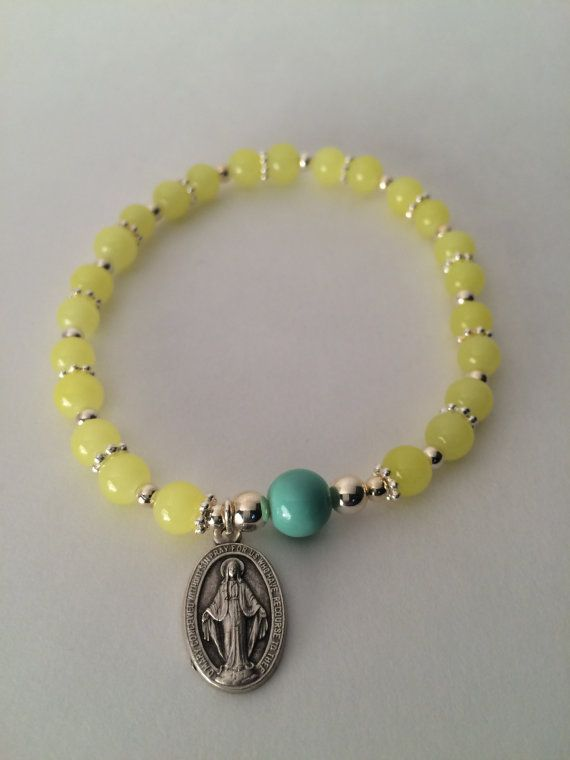 Mother Mary Concieved Without SinPro Life by HolyChickJewelry