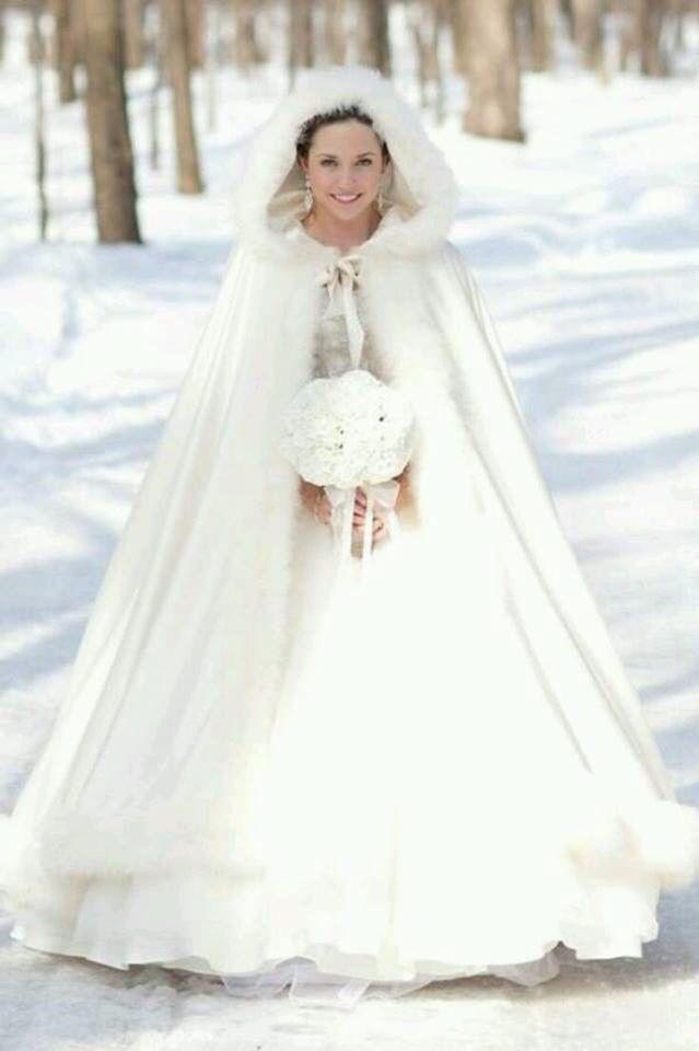 Winter wedding **